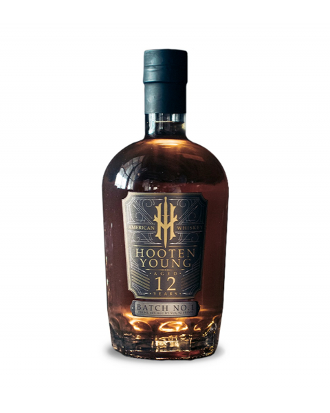 Hooten Young American Whiskey