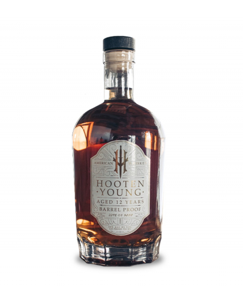 Hooten Young Barrel Proof American Whiskey